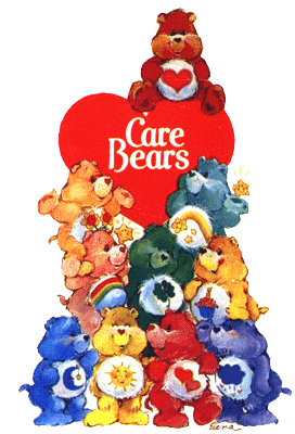 Blog post 7 greeting cards turned animated series animation the care bears are probably one of the most recognizable set of characters even if you cannot name any of the bears themselves they are still identified m4hsunfo